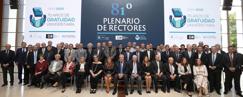 En Córdoba, el CIN eligió nuevas autoridades: La UNLC integra la vicepresidencia de una de las comisiones