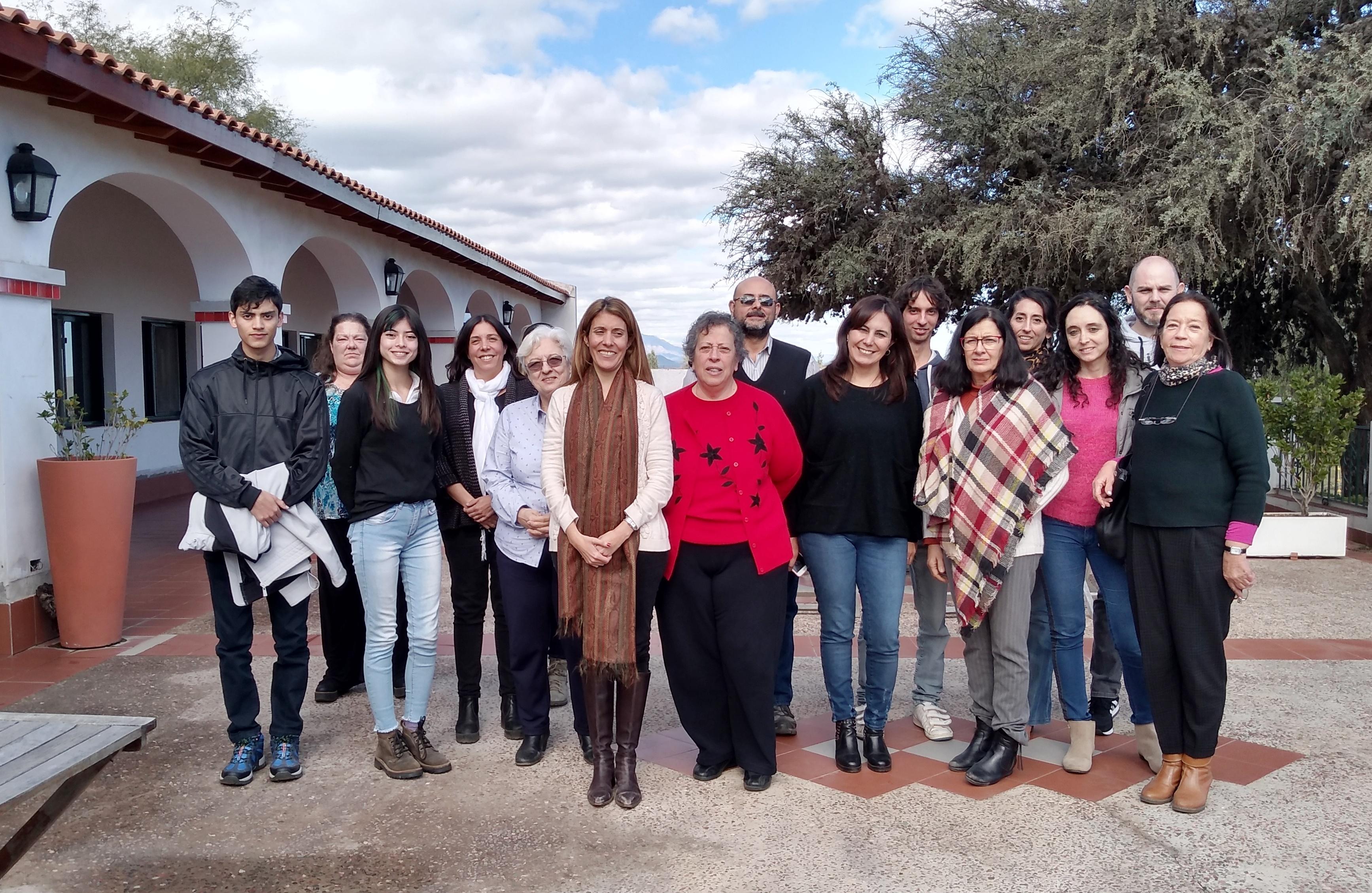 Programa Nexos: se realizó la primera capacitación a estudiantes de escuela secundaria