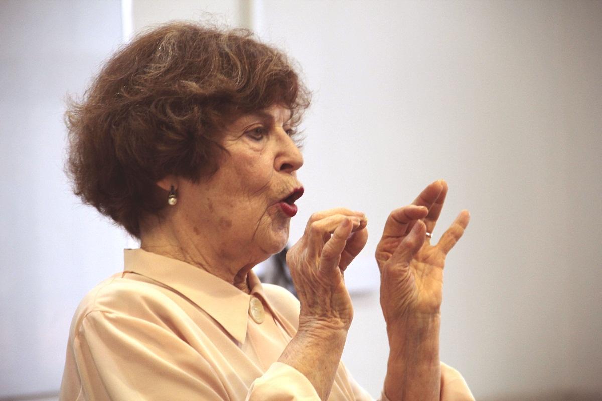"""Catalina Wainerman: """"La producción de conocimientos es un hecho fundamental"""""""