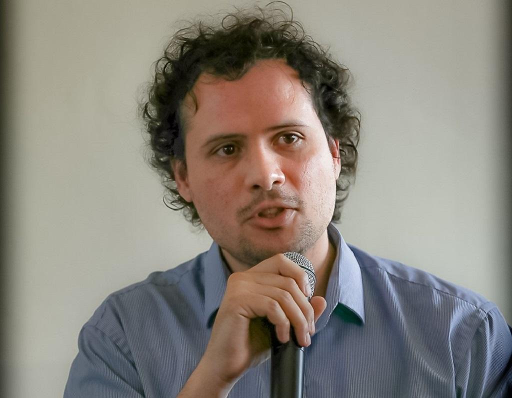 El ingeniero y docente Emiliano Colazo, nuevo Director del Departamento de Ciencias Ambientales y Gestión del Agua